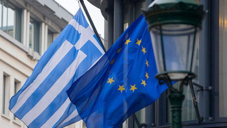 Eurozone backs Greek reforms, enabling €172bn rescue extension | Unthinking respect for authority is the greatest enemy of truth. | Scoop.it
