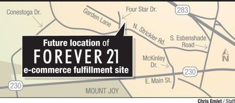 Teen apparel chain Forever 21 to open e-commerce site here, create 100 jobs - Lancaster Newspapers | Breaking new ecommerce | Scoop.it