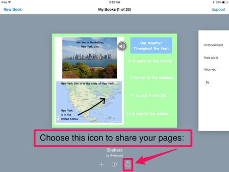 The Global iBook Series: Shelters   Go Go Learning   Scoop.it