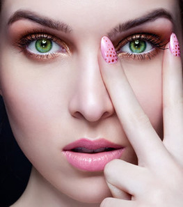 Make Up Tricks for Green Eyes | Make Up Fantasy | Scoop.it