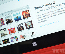Microsoft wants an iTunes app for Windows 8, but it's not coming 'any time soon' | Kill The Record Industry | Scoop.it