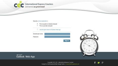 Microsoft Outlook Web Access 2007, Customize OWA 2007 | Interface Customization Services | Scoop.it