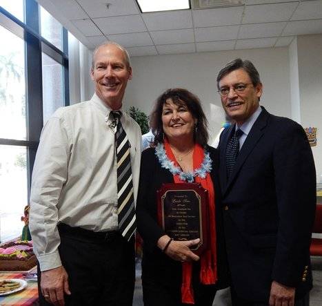 Linda Sims retires -  law librarian enjoyed helping ordinary people navigate system - Palm Beach Post | Library Collaboration | Scoop.it