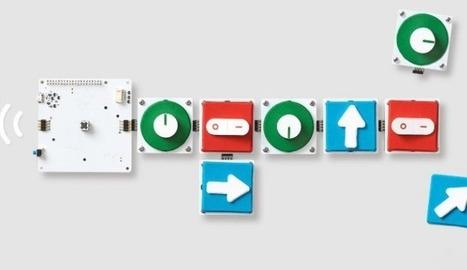 Project Bloks, el juguete de Google para aprender a programar - Nerdilandia   Tecnologías educativas XXI   Scoop.it