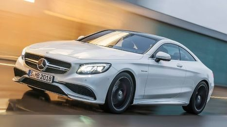 2015 Mercedes-Benz S63 AMG Coupe Debuts In New York - Automobile Magazine | Sport Cars | Scoop.it