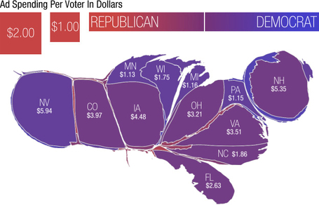 I'm Worth More than You Are (According to SuperPACs) | My Liberal Politics | Scoop.it