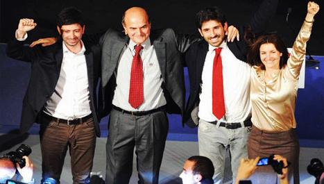 Bersani vince le primarie, ma Renzi regge sul Web | InTime - Social Media Magazine | Scoop.it