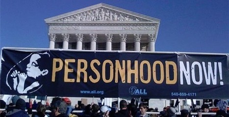 """""""You Can't Freeze a Person:"""" Personhood Amendments and IVF ... 