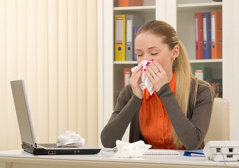 Forget Ebola, there are more disgusting dangers lurking around your office | MarketWatch | CALS in the News | Scoop.it