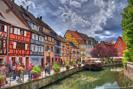 City Pastels: The most colourful cities in Europe (including Colmar) | Colmar et ses manifestations | Scoop.it
