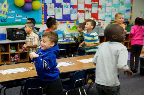 Less recess Quick activity breaks increase movement, resetting kids' brains - Omaha World-Herald | Emergent Curriculum` | Scoop.it