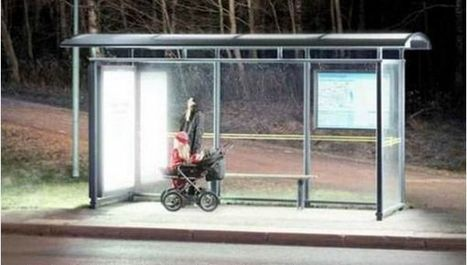 Swedish Bus Stops Now Offer Light Therapy to Commuters ... | Alternative Mental Health: EMDR, EFT and Beyond | Scoop.it
