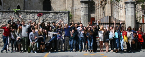 The Canadian College in Lanciano Visits Ascoli Piceno | Le Marche another Italy | Scoop.it