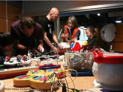 Le Fab Lab, atelier ouvert pour une nouvelle culture de l'innovation   Créa-france   DNL & TICE   Scoop.it