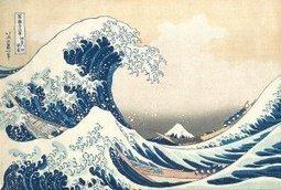 La grande vague de Kanagawa, Katsushika Hokusai - L'Elephant la revue | L'éléphant - La revue | Scoop.it