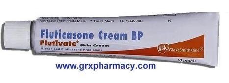 Flutivate (Fluticasone Cream) | Grxpharmacy | Scoop.it