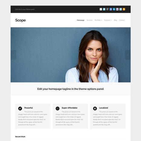 Best WordPress themes for business websites | Website stuff | Scoop.it