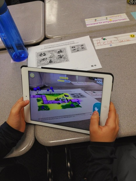Two Guys and Some iPads: PBS Kids makes Geometry and Problem Solving FUN with Augmented Reality | AR-nology | Scoop.it