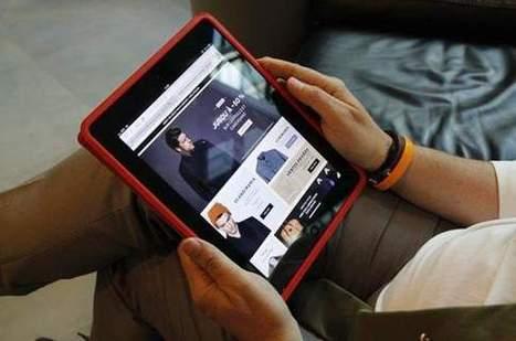 Les achats sur mobile s'installent dans les habitudes des Français   E-commerce   Scoop.it