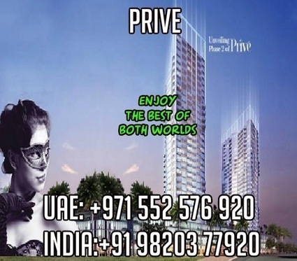 Prive Dubai | Real Estate | Scoop.it