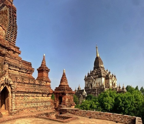 5 Secret Bagan Temples to Avoid the Crowds | The Blog's Revue by OlivierSC | Scoop.it