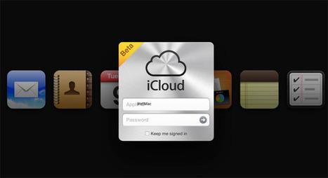 iCloud : ajout de Notes et Rappels avec iOS 6 ? | La tête dans le Cloud | Scoop.it