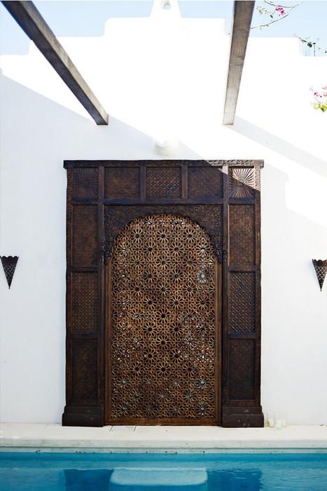{ Visite Déco } Une jolie maison exotique en Australie | DecoCrush blog déco, idées déco | décoration & déco | Scoop.it