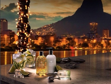 Molton Brown Caju & Lime | Artemisia Profumeria | Scoop.it