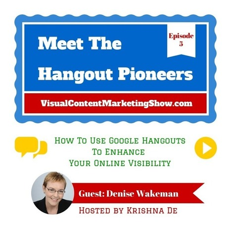 How small businesses can use Google Hangouts for online visibility | Google+ Guide | Scoop.it