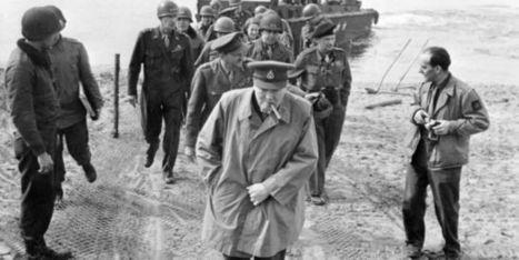 Winston Churchill, un politique enmajesté | Héros et personnages | Scoop.it