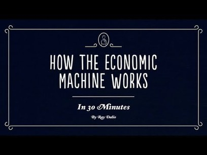 Explore – How the economy really-really works, animated.... | Economia y sistemas complejos | Scoop.it