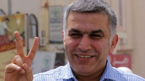Human rights activist Rajab speaks of Bahraini jail ordeal | Human Rights and the Will to be free | Scoop.it