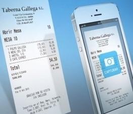 Esta app promete a los autónomos desgravarse el IVA de los tickets ... - Antenna3.com   Aplicaciones Moviles   Scoop.it