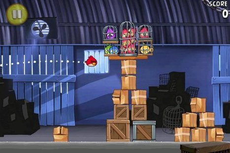 Angry Birds RIO et Doodle Jump HOP sont disponibles | Angry Birds | Scoop.it