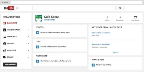 How to Create a YouTube Account for Business | SM | Scoop.it