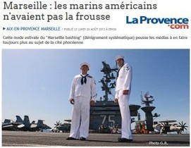 Insécurité à Marseille : La Provence flingue Le Figaro   EcritureS - WritingZ   Scoop.it
