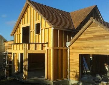Constructeur maison individuelle Les Yvelines   La maison bois   Scoop.it
