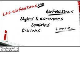 Du bon usage des abréviations et autres symboles | Remue-méninges FLE | Scoop.it