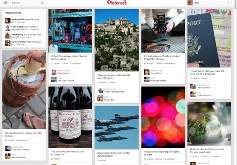 Redesigned Pinterest Heard You Like Pins, So They Got Some Pins For Your Pins | Pinterest | Scoop.it