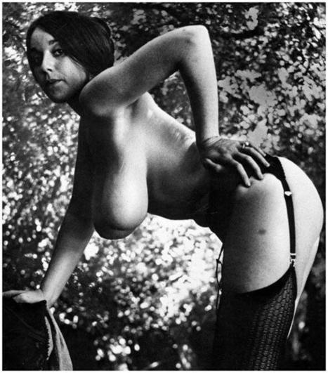 Twitter / pink_erotica: 022077 #vintage #saggy #boobs ... | vintage nudes | Scoop.it