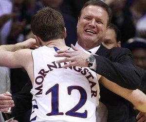 Kansas Jayhawks Bill Self Is Big 12 Basketball Coach Of The Year - SB Nation Kansas City   We're playin' baaaasketbal   Scoop.it