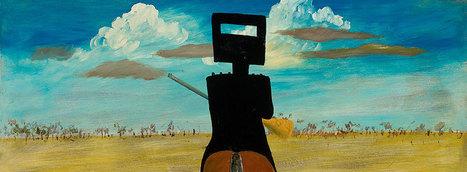 The Ned Kelly series gallery | Australian art | Scoop.it