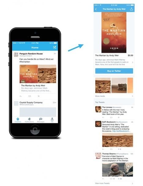 Twitter lance les pages produits et les collections de Tweets ! | La révolution numérique - Digital Revolution | Scoop.it