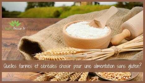 Quelles farines et céréales choisir pour une alimentation sans gluten? | Détente et bien être | Scoop.it