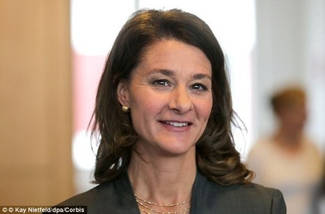 Catholic Melinda Gates reveals contraception will be her primary public health ... - Daily Mail | Ethika Politika | Scoop.it