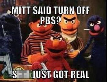 RepMan: Has anyone asked Big Bird, Elmo or Oscar the Grouch what they think?   Public Relations & Social Media Insight   Scoop.it
