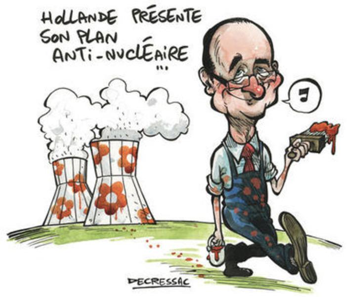 Pacte PS - EELV: ça promet... | Baie d'humour | Scoop.it