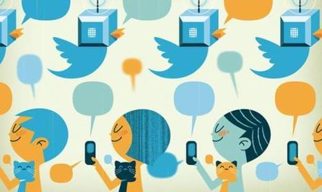 Fake identities : Are You Following a Bot? | e-Xploration | Scoop.it