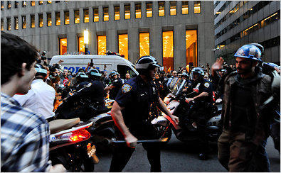 Occupy Wall Street - The New York Times | civil disobedience | Scoop.it