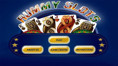 FREE!!! Rummy Slots An Universal Casino Game on Appstore By i-Life | Upcoming Games and Apps By iLife | Scoop.it